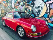1968 Porsche 911 1634 miles